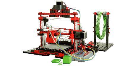 Impresora 3D fischertechnik