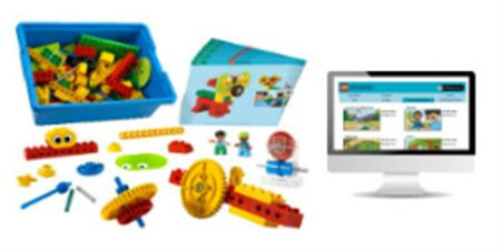 Aula Primeras máquinas simples - LEGO® Education