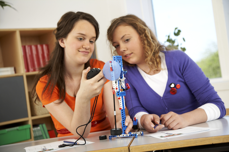 Máquinas simples y motorizadas LEGO Education