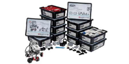 Aula LEGO® MINDSTORMS® Education EV3 16-24 estudiantes
