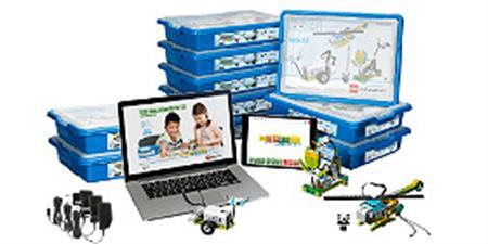 Aula LEGO® Education WeDo 2.0 (con baterías)