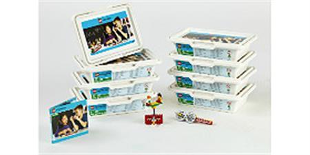 Aula LEGO® Education Máquinas Simples 7 + 1