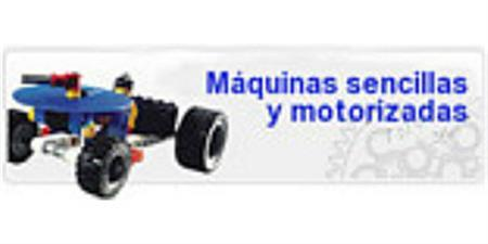 Introducción a Máquinas de LEGO® Education (Abril)