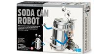 Robot lata refresco