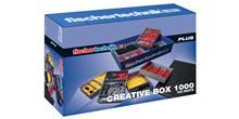 Caja Creative BOX  700 piezas - fischertechnik PLUS