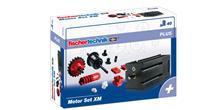 Kit motor XM y piezas - Fischertechnik PLUS