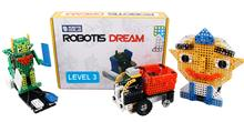 ROBOTIS DREAM Education Nivel 3 - KidsLab