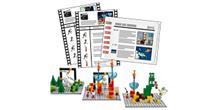 Story Starter Actividades expansión El Espacio LEGO® Education