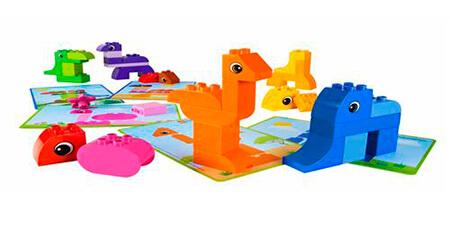 El Bingo de los Animales - LEGO® Education Infantil