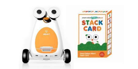 Robot ALBERT pack de inicio Coding School