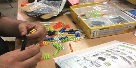 Formación ROBOTIS Kidslab