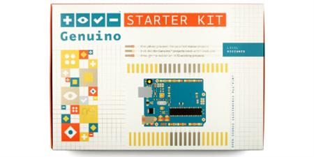 Genuino Starter Kit Inglés