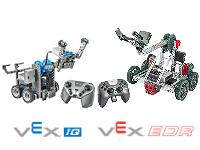 Sistema robots VEX