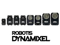 Servomotores digitales ROBOTIS DYNAMIXEL