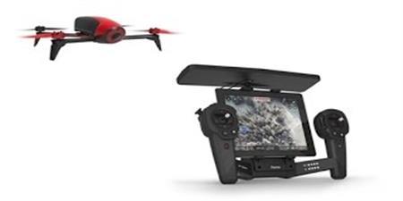 Bebop 2 Red + Skycontroller Black