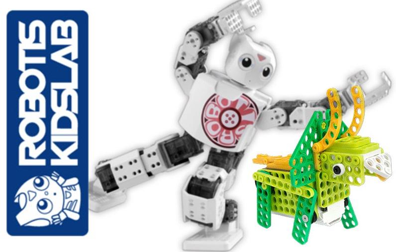 Kits robóticos educativos ROBOTIS KIDSLAB