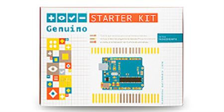 Genuino Starter Kit Español