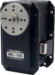 Actuador Dynamixel MX-106T