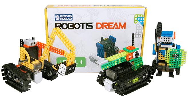 ROBOTIS DREAM Nivel 4