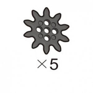 Sprocket (SPS-4(K)) 5pcs