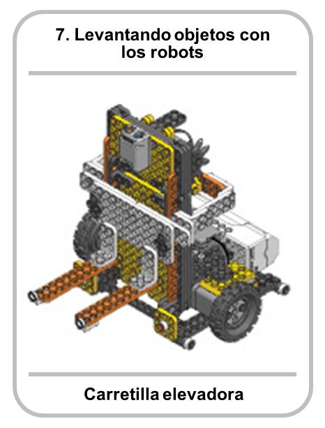 Lección 7 ROBOTIS DREAM Nivel 4