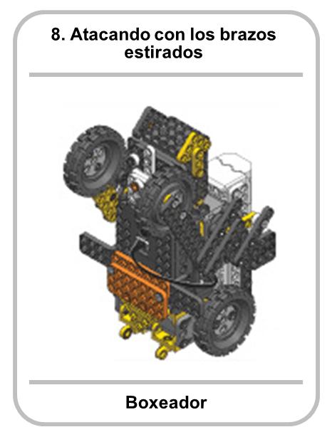 Lección 8 ROBOTIS DREAM Nivel 4