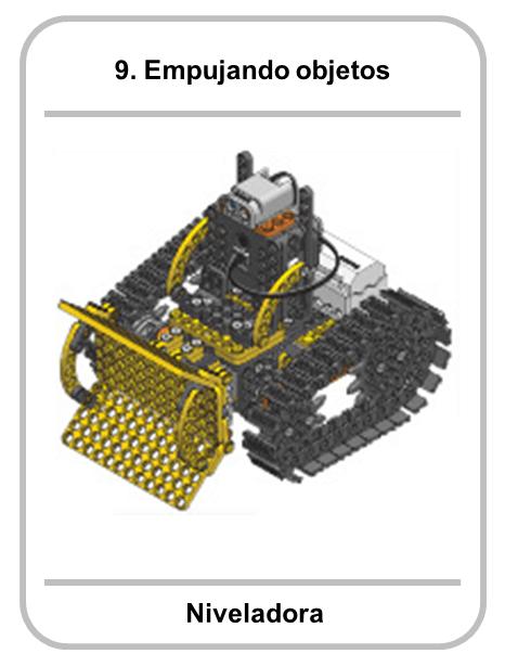 Lección 9 ROBOTIS DREAM Nivel 4