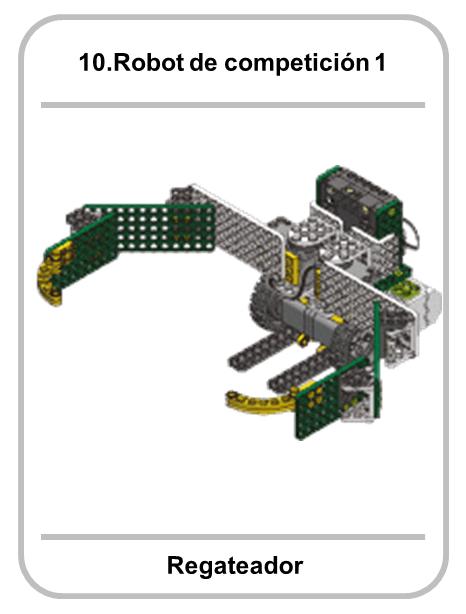 Lección 10 ROBOTIS DREAM Nivel 4