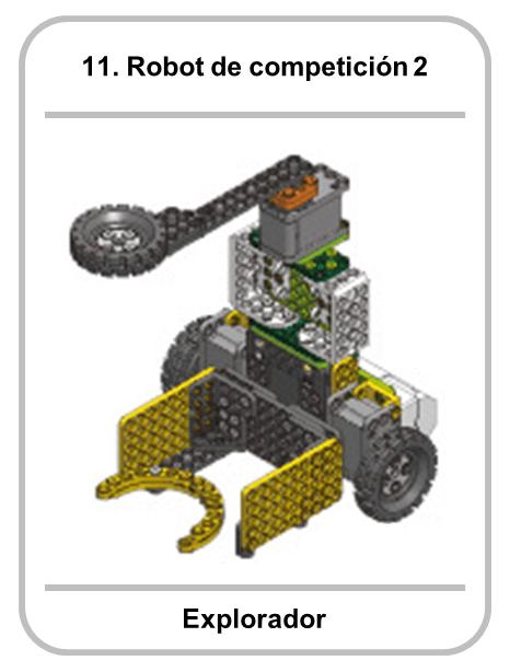 Lección 11 ROBOTIS DREAM Nivel 4