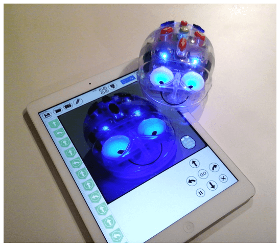 Blue Bot Tablet Bluetooth