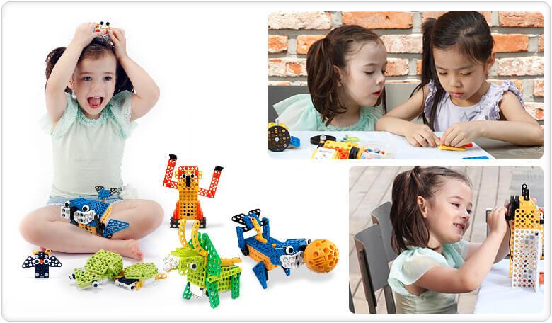 Juguetes educativos y creativos ROBOTIS PLAY