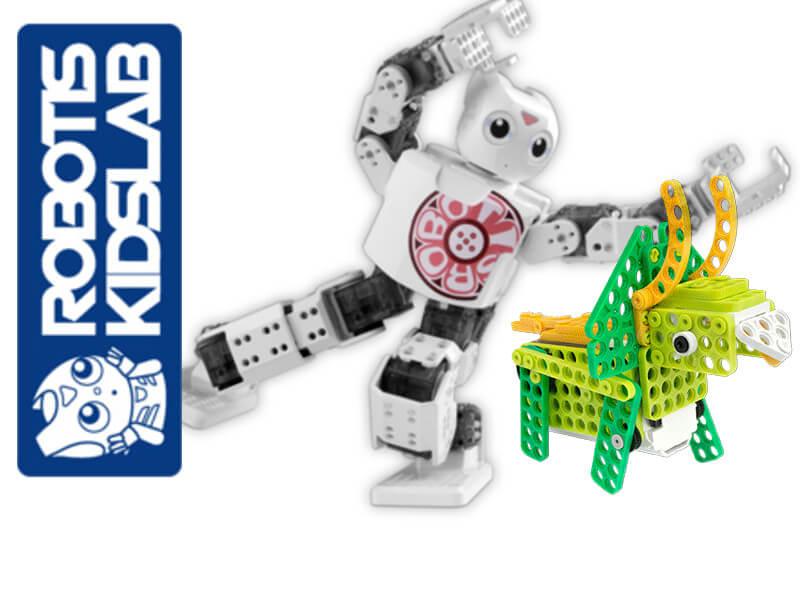 ROBOTIS KIDSLAB & PLAY