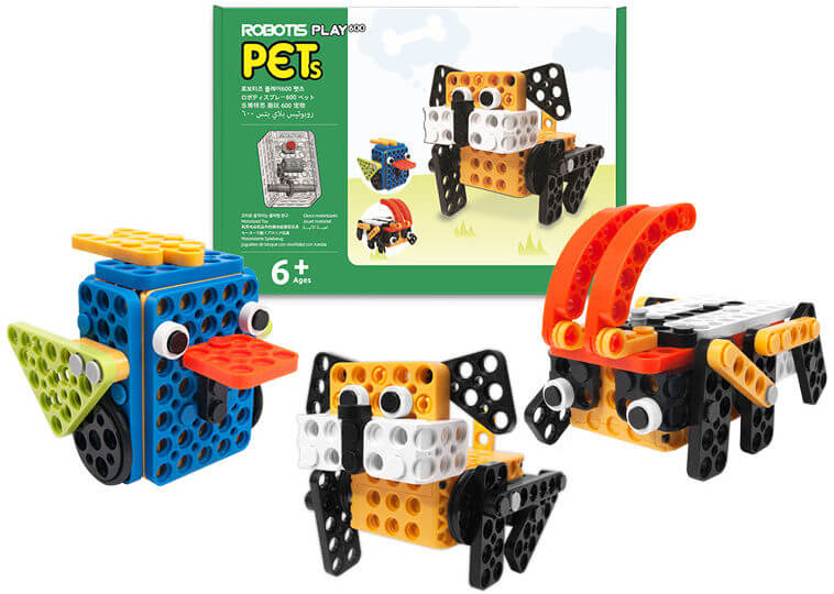 ROBOTIS PLAY Big PETs