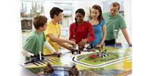 Aula robótica LEGO Mindstorms - Reto Ciudad ecológica