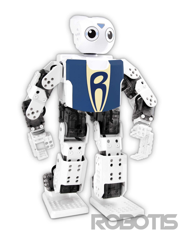 Darwin mini de ROBOTIS en Droide Comunidad