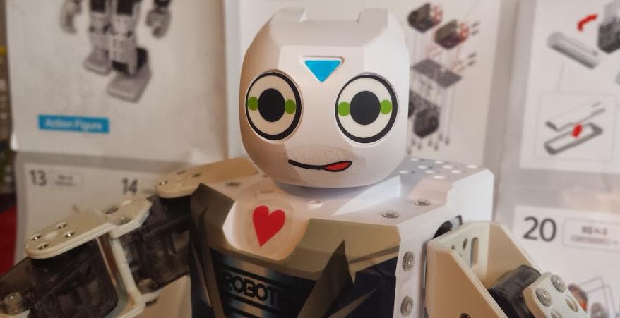 ROBOTIS DARWIN-Mini en Droide Comunidad